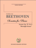 Ludwig van Beethoven - Beethoven Moonlight Sonata  Op.27 No.2  artwork