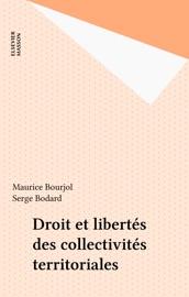 Droit Et Libert S Des Collectivit S Territoriales