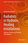 Radiators In Hydronic Heating Installations