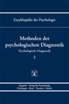 Enzyklopdie Der Psychologie  Themenbereich B Methodologie Und Methoden  Psychologische Diagnostik  Methoden Der Psychologischen Diagnostik