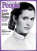 PEOPLE Carrie Fisher