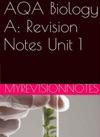 AQA Biology Unit 1 Revision Notes
