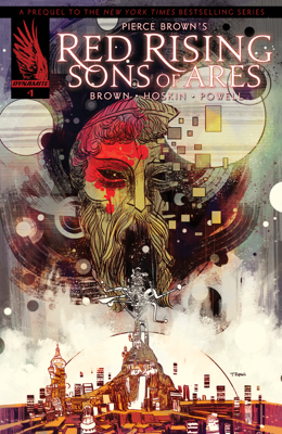 Pierce Brown's Red Rising: Son of Ares #1 - Pierce Brown, Rik Hoskin & Eli Powell book
