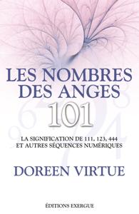 Les nombres des anges La couverture du livre martien