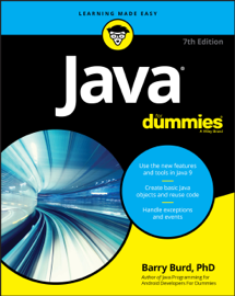 Java For Dummies book