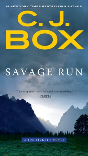 C. J. Box - Savage Run