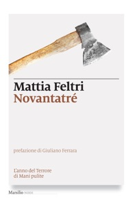 Novantatré Book Cover
