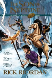 Heroes of Olympus, The, Book Two:  Son of Neptune, The: The Graphic Novel PDF Download