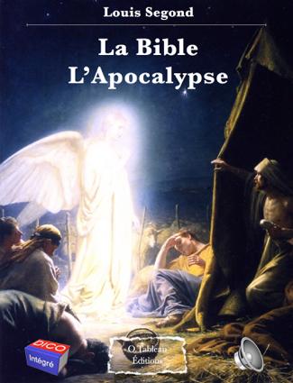 La bible l'Apocalypse - Louis Segond