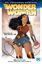 Wonder Woman Vol 2 Year One