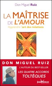 La maîtrise de l'amour La couverture du livre martien