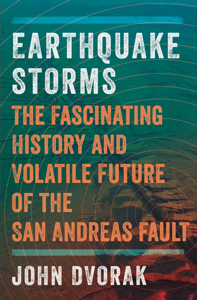 Earthquake Storms Book Cover