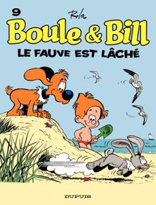 Boule et Bill - Tome 9 - Le fauve est lâché La couverture du livre martien