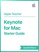 Keynote for Mac Starter Guide macOS Sierra