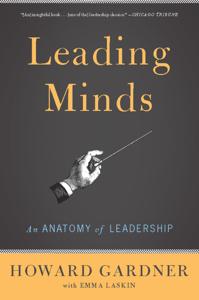 Leading Minds La couverture du livre martien