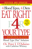 Eat Right 4 Your Type (Revised and Updated) Book Cover