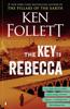 Ken Follett - The Key to Rebecca  artwork