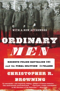 Ordinary Men von Christopher R. Browning Buch-Cover