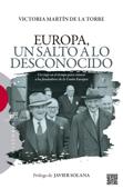 Europa, un salto a lo desconocido Book Cover