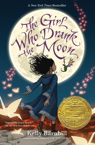 The Girl Who Drank the Moon - Kelly Barnhill - Kelly Barnhill