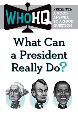 What Can a President Really Do? Book
