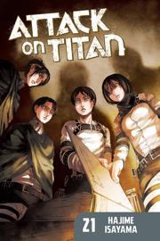Attack on Titan Volume 21 book