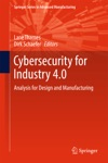 Cybersecurity For Industry 40