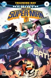 NEW SUPER-MAN (2016-) #8