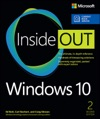 Windows 10 Inside Out Includes Current Book Service 2e