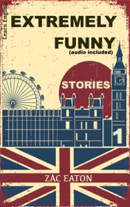 Learn English - Extremely Funny Stories (audio included) 1 Book Cover