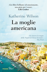 La moglie americana Copertina del libro