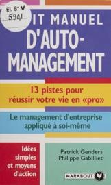 Petit manuel d'auto-management