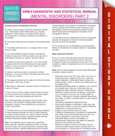Dsm 5 Diagnostic And Statistical Manual Mental Disorders Part 2