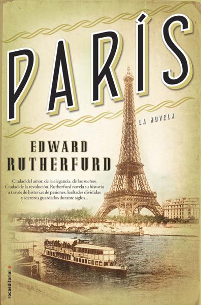París by Edward Rutherfurd