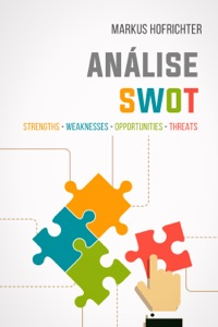 Análise SWOT Book Cover