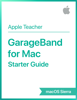 Apple Education - GarageBand for Mac Starter Guide macOS Sierra artwork