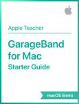 GarageBand for Mac Starter Guide macOS Sierra