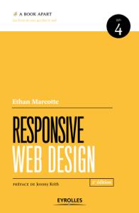 Responsive web design La couverture du livre martien