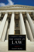 A Student's Guide to the Study of Law