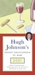 Hugh Johnsons Pocket Encyclopedia Of Wine 2001