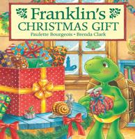 Paulette Bourgeois - Franklin's Christmas Gift artwork