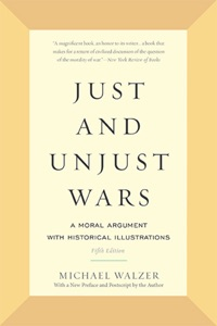 Just and Unjust Wars Book Cover