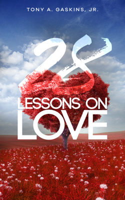 28 Lessons On Love - Tony A. Gaskins Jr book