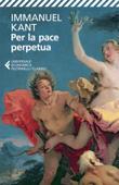 Per la pace perpetua Book Cover