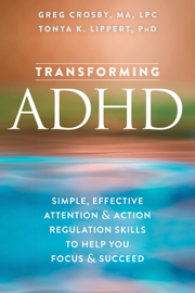 Transforming ADHD book
