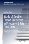 Study Of Double Parton Scattering In Photon  3 Jets Final State