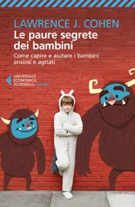 Le paure segrete dei bambini Copertina del libro