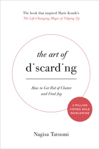 The Art of Discarding Book Cover