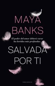 Salvada por ti Book Cover