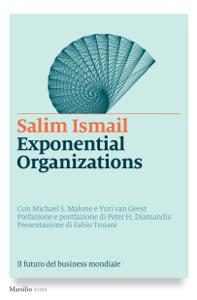 Exponential Organizations Libro Cover
